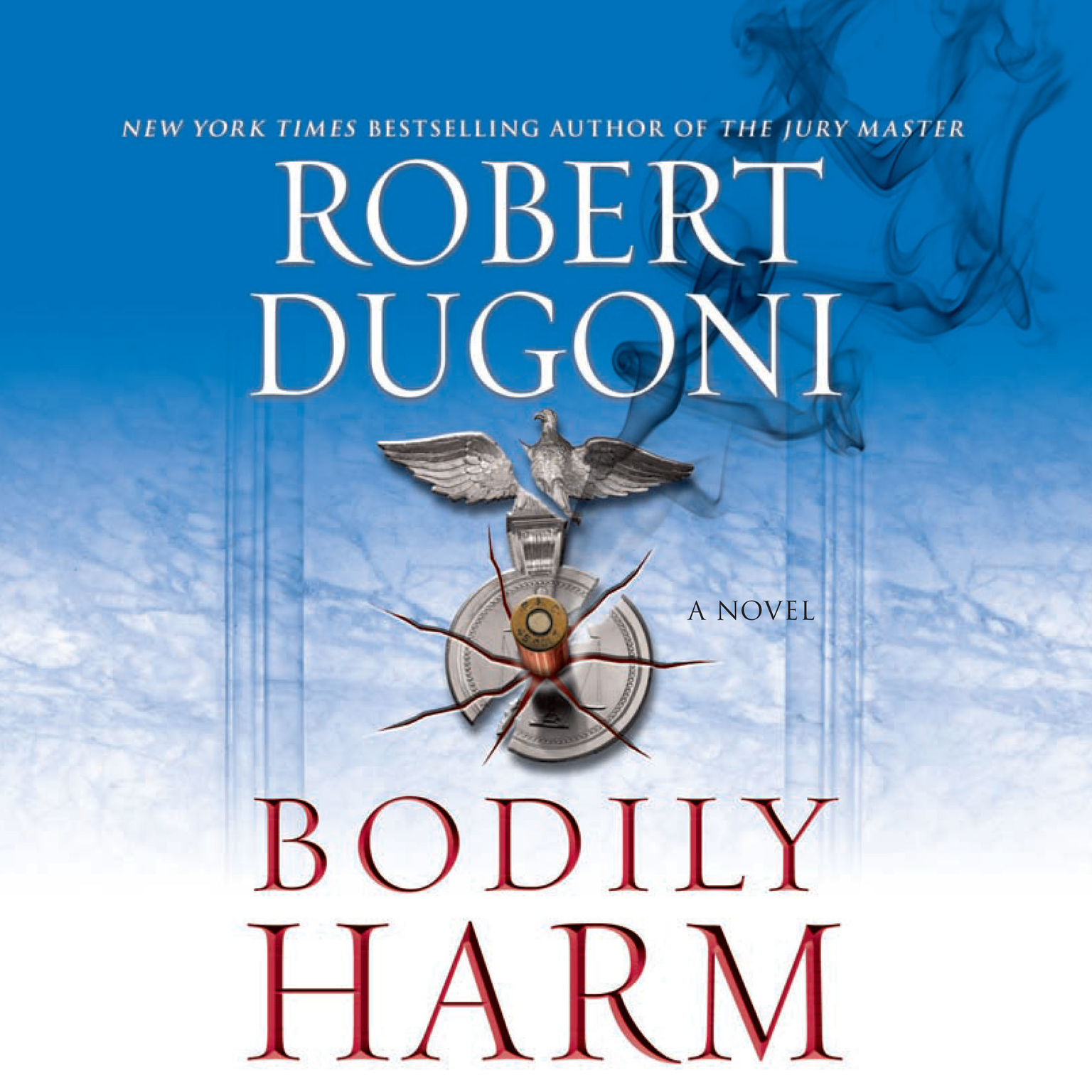 Printable Bodily Harm Audiobook Cover Art