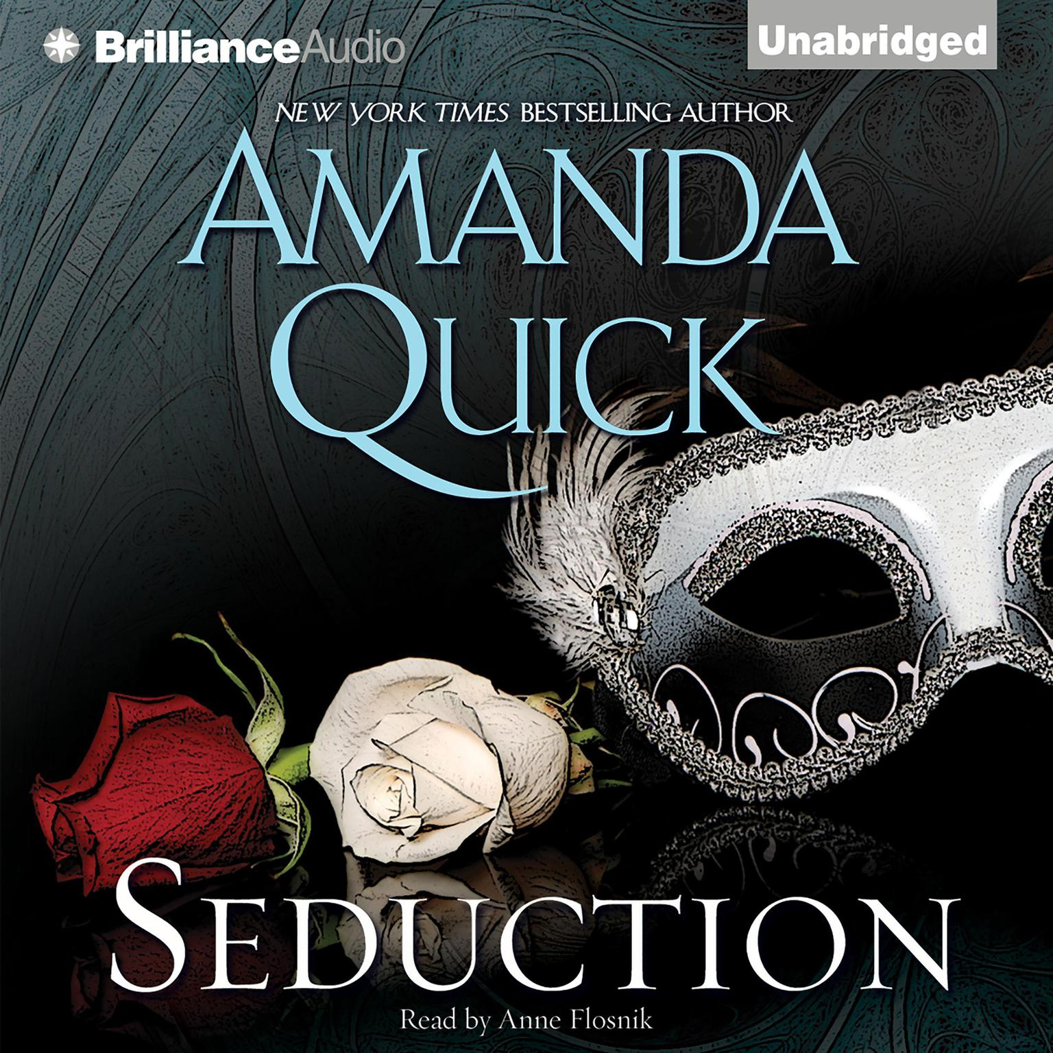 Printable Seduction Audiobook Cover Art