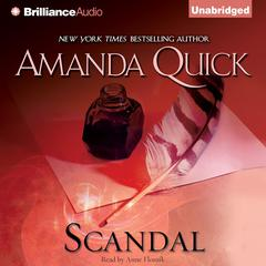 Scandal Audiobook, by Jayne Ann Krentz, Amanda Quick