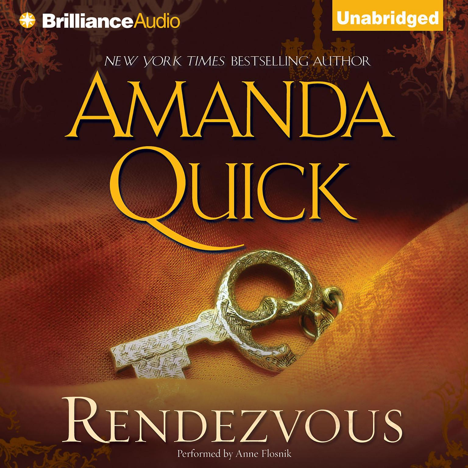 Printable Rendezvous Audiobook Cover Art