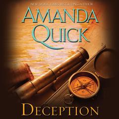 Deception Audiobook, by Jayne Ann Krentz, Amanda Quick