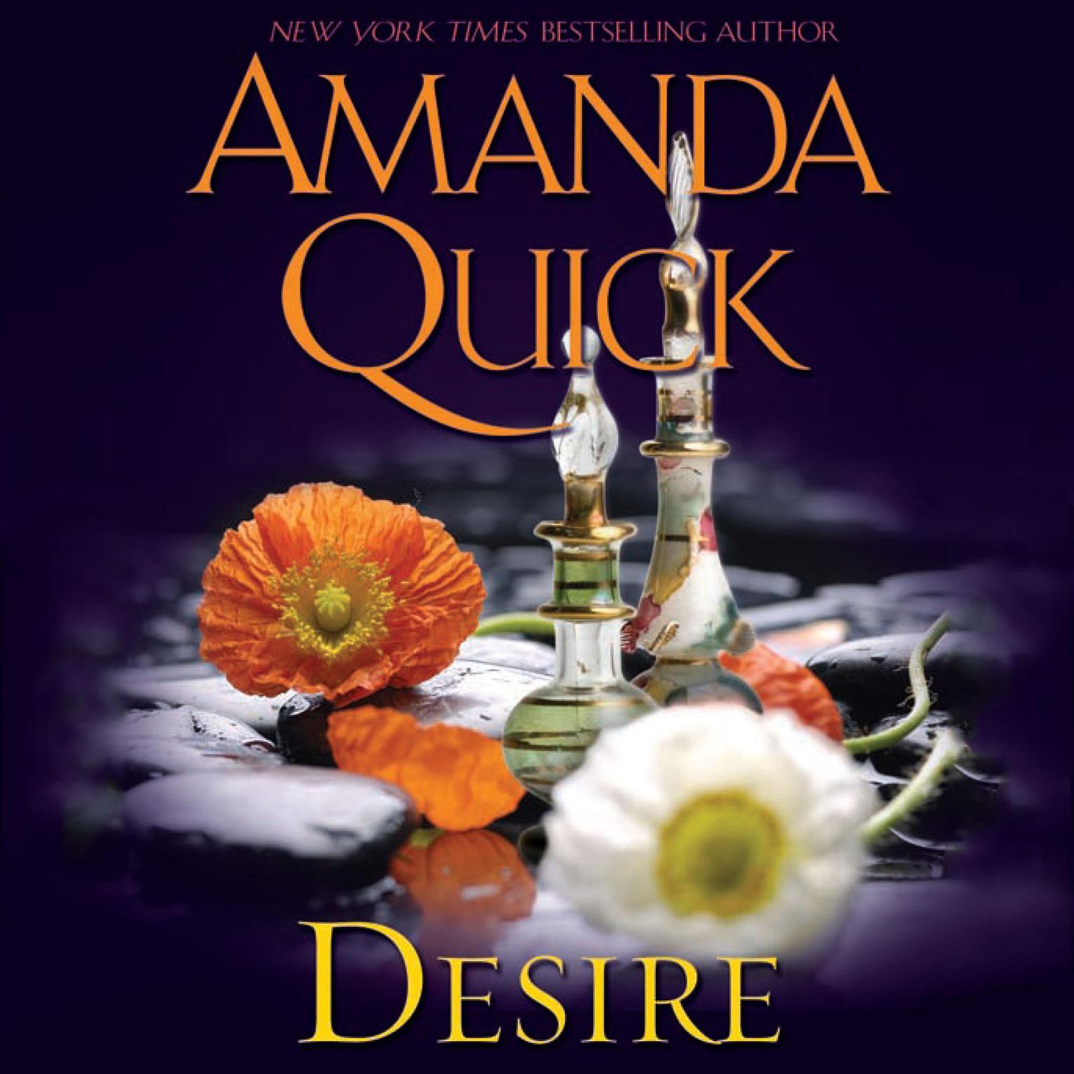 Printable Desire Audiobook Cover Art