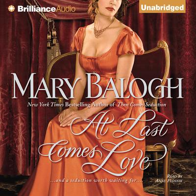 At Last Comes Love Audiobook, by Mary Balogh