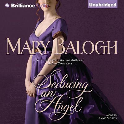 Seducing an Angel Audiobook, by Mary Balogh