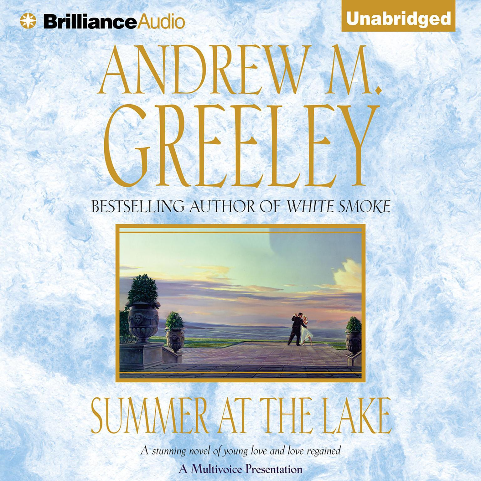Printable Summer at the Lake Audiobook Cover Art