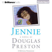 Jennie Audiobook, by Douglas Preston