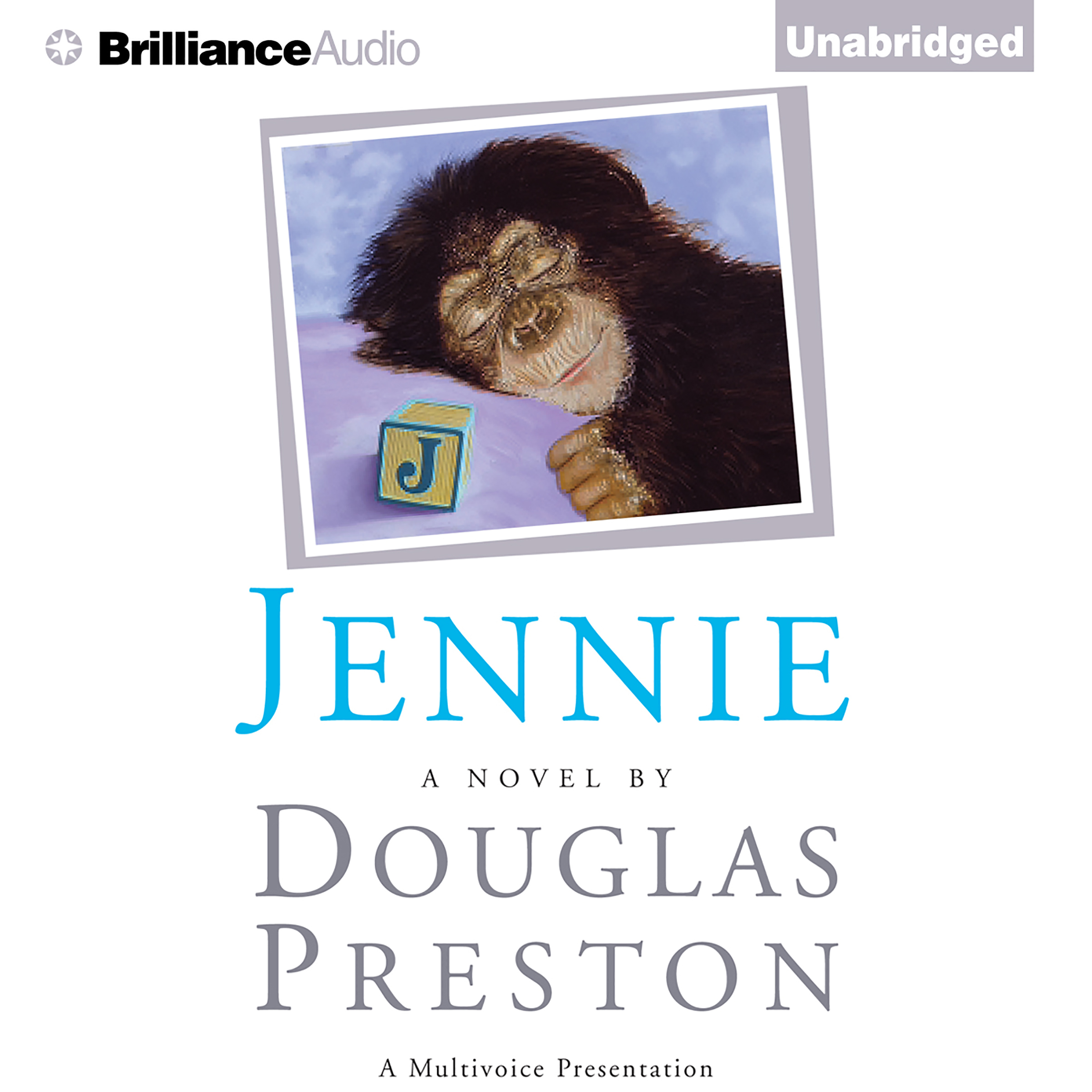 Printable Jennie Audiobook Cover Art