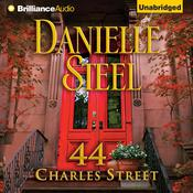 44 Charles Street Audiobook, by Danielle Steel