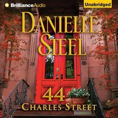 44 Charles Street Audiobook, by Danielle Steel
