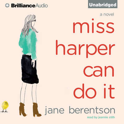 Miss Harper Can Do It Audiobook, by Jane Berentson