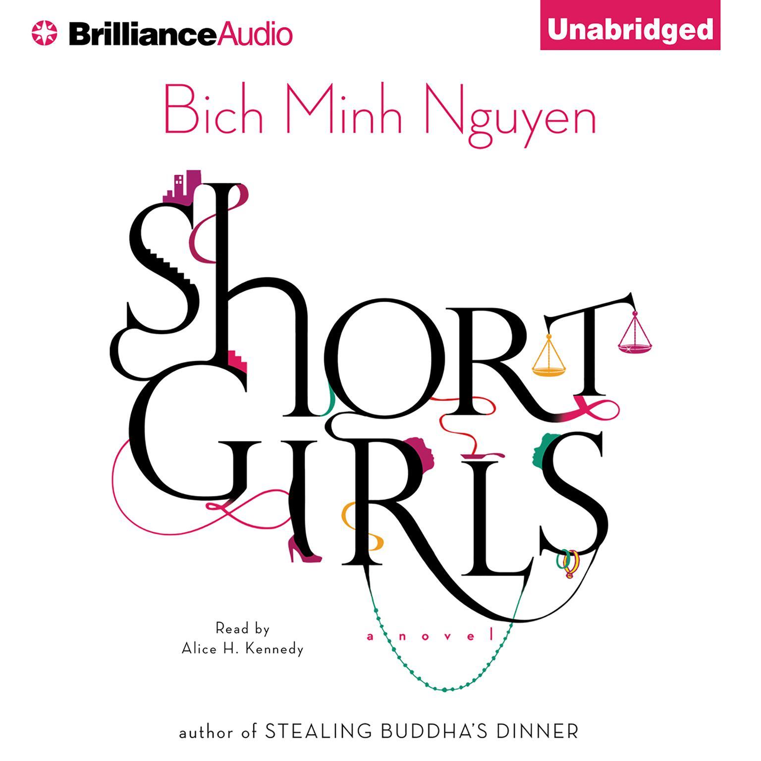 Printable Short Girls: A Novel Audiobook Cover Art