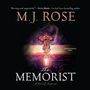 The Memorist Audiobook, by M. J. Rose