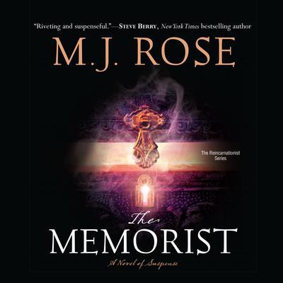 The Memorist Audiobook, by M. J. Rose
