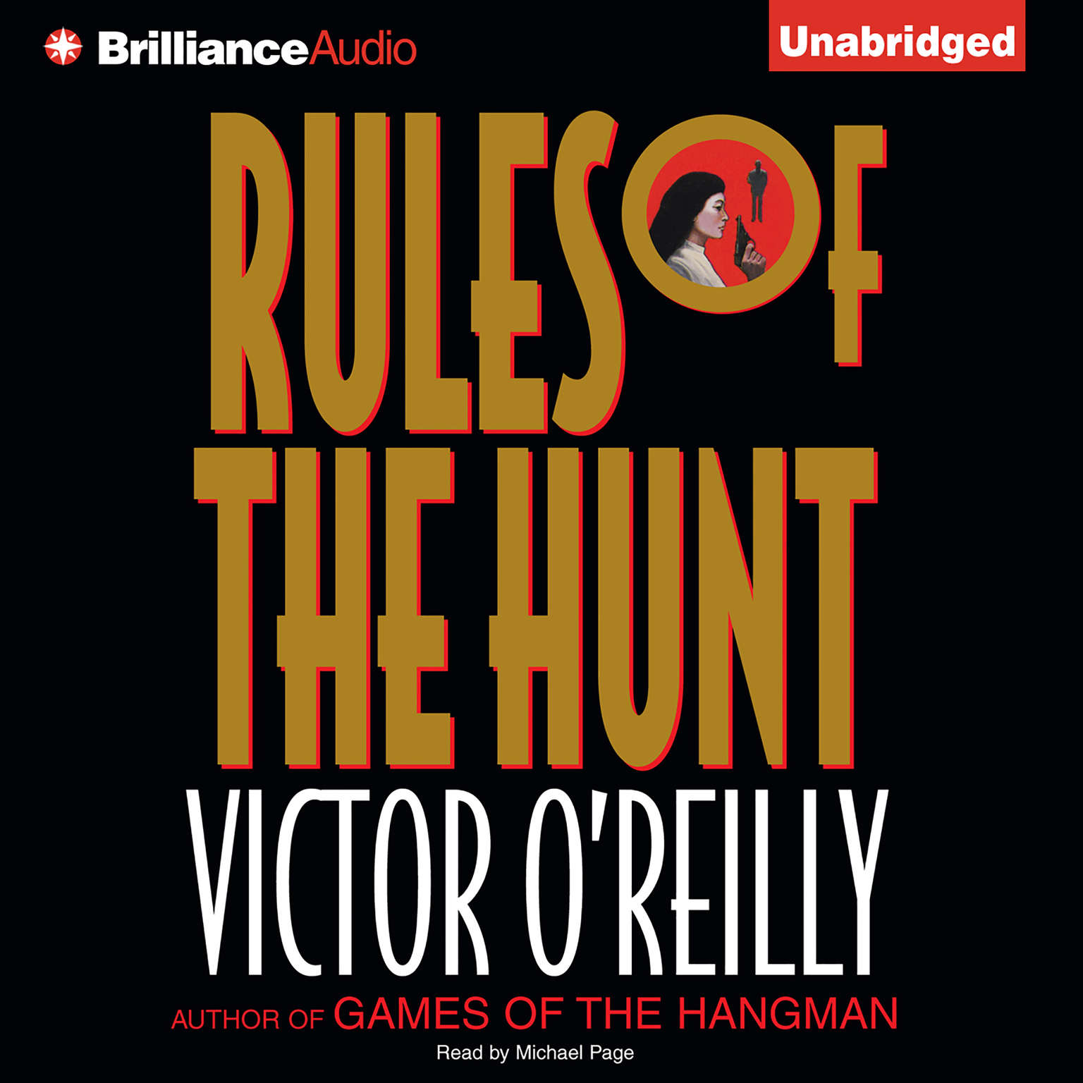 Printable Rules of the Hunt Audiobook Cover Art