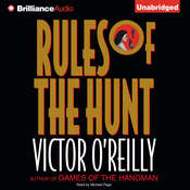 Rules of the Hunt Audiobook, by Victor O'Reilly