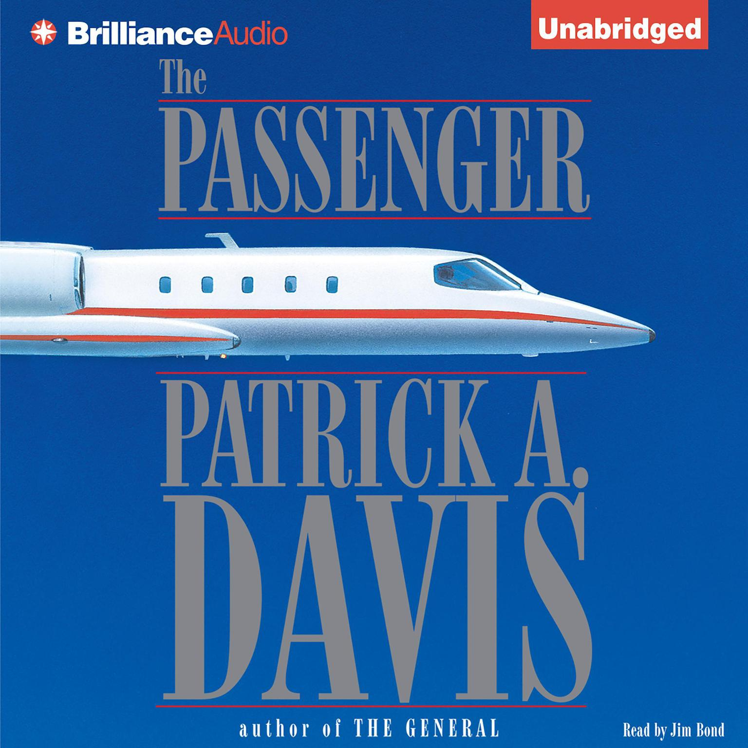Printable The Passenger Audiobook Cover Art