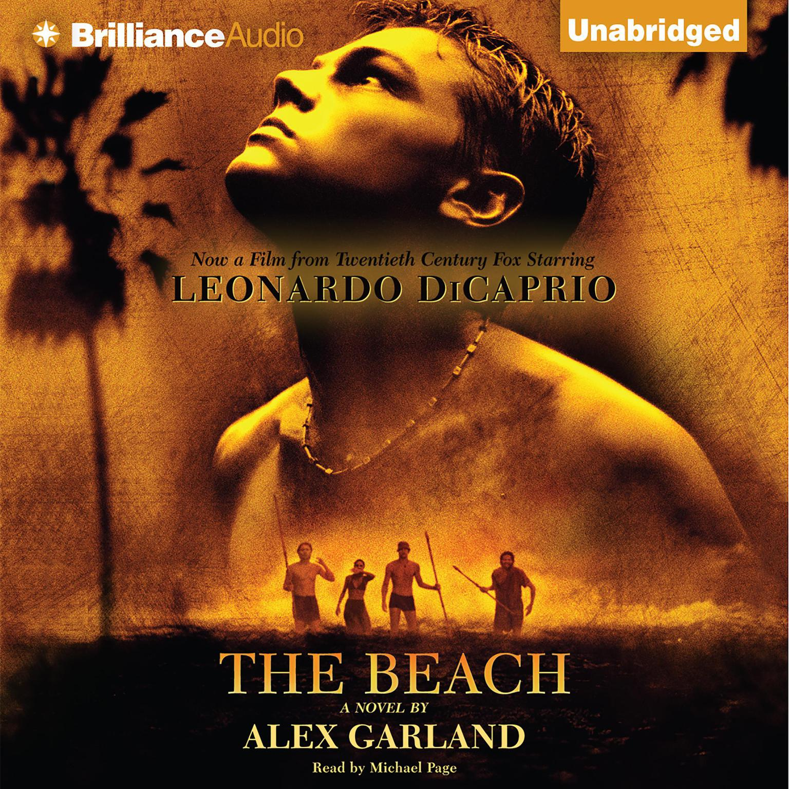 Printable The Beach Audiobook Cover Art