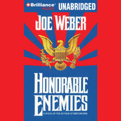 Honorable Enemies Audiobook, by Joe Weber