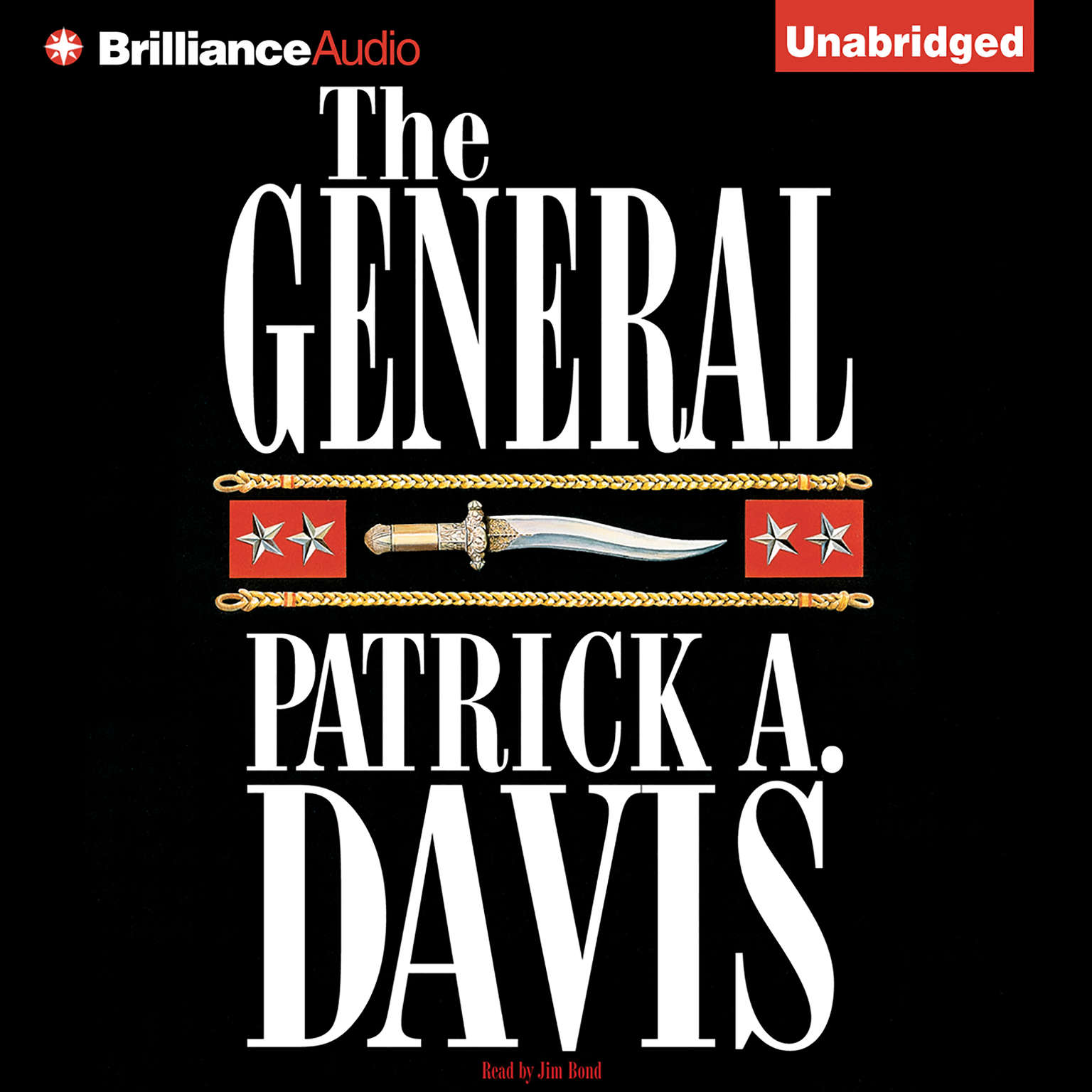 Printable The General Audiobook Cover Art