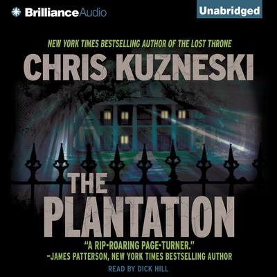 The Plantation Audiobook, by Chris Kuzneski