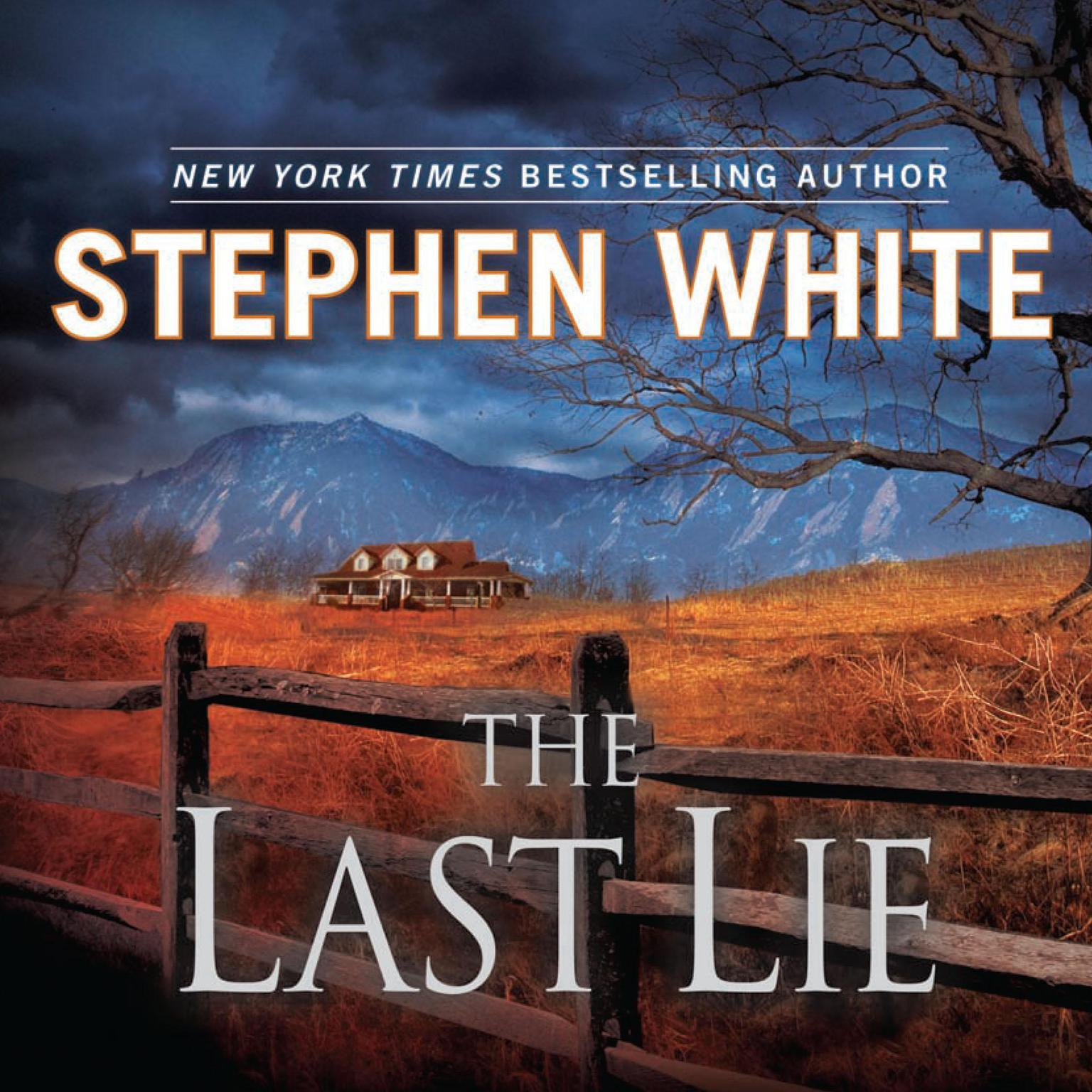 Printable The Last Lie Audiobook Cover Art
