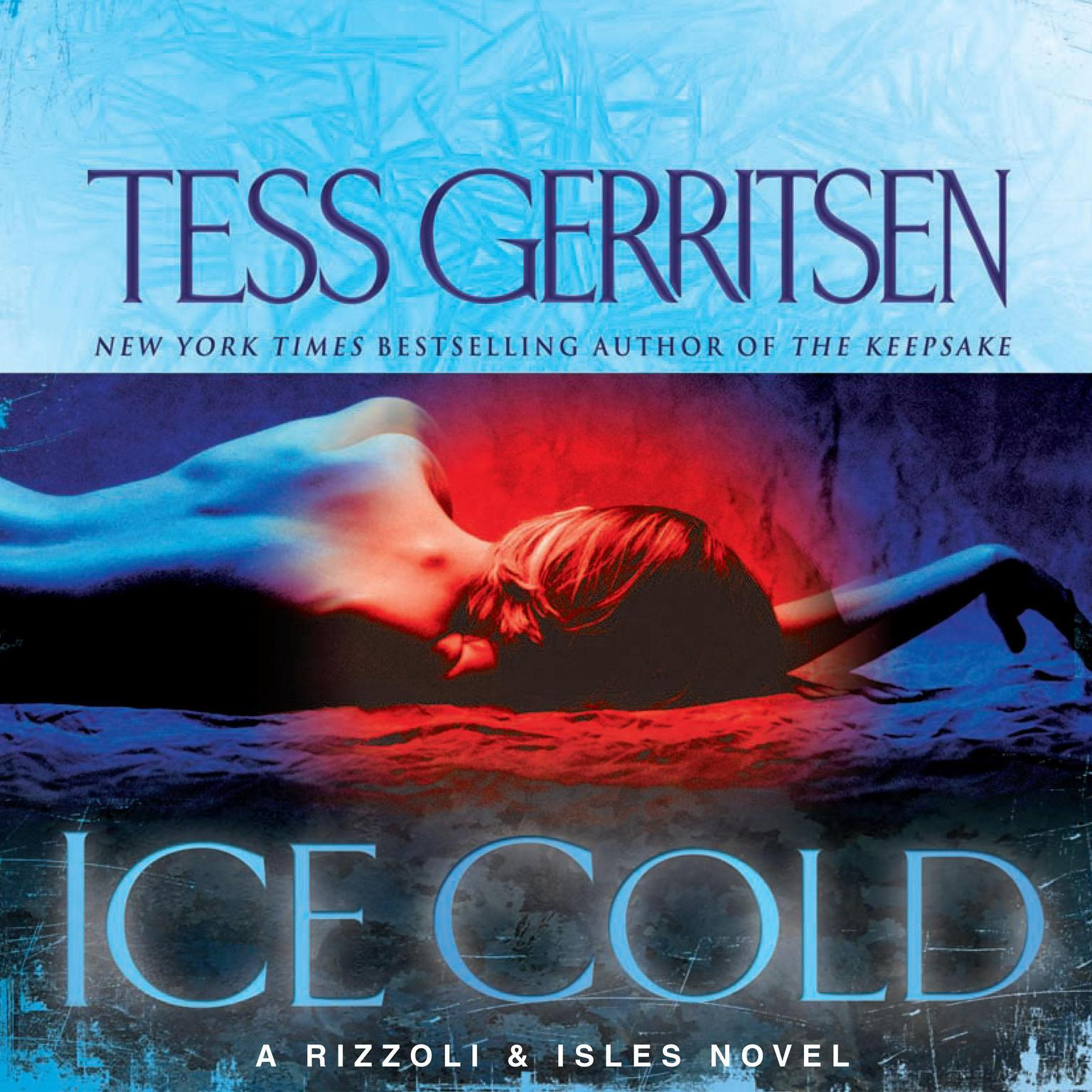 Printable Ice Cold: A Rizzoli & Isles Novel Audiobook Cover Art