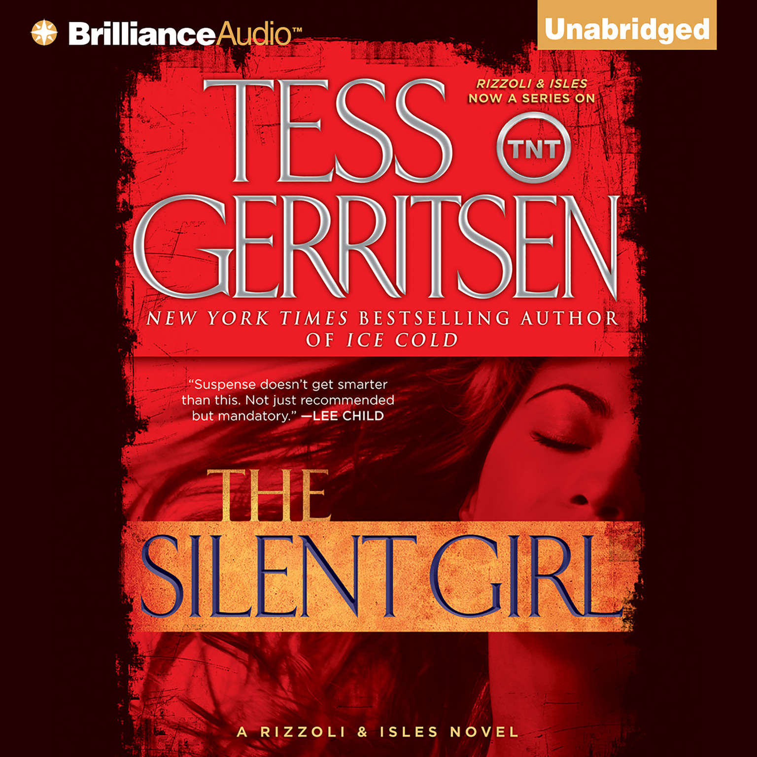 Printable The Silent Girl: A Rizzoli & Isles Novel Audiobook Cover Art