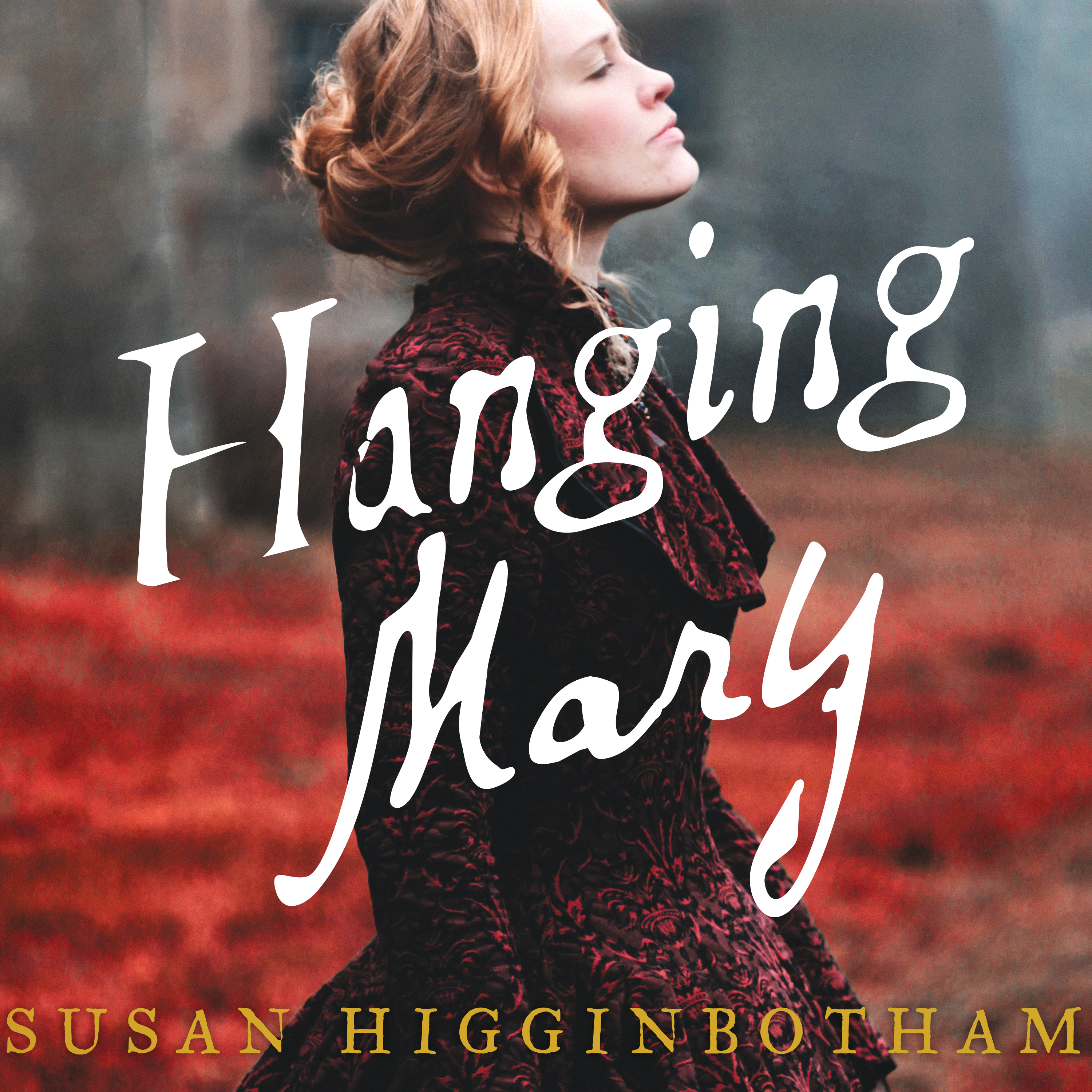 Printable Hanging Mary Audiobook Cover Art