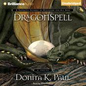 DragonSpell Audiobook, by Donita K. Paul