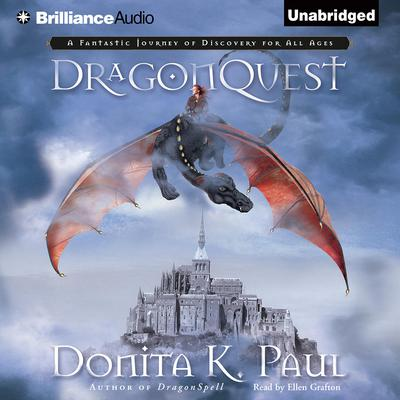 DragonQuest Audiobook, by Donita K. Paul