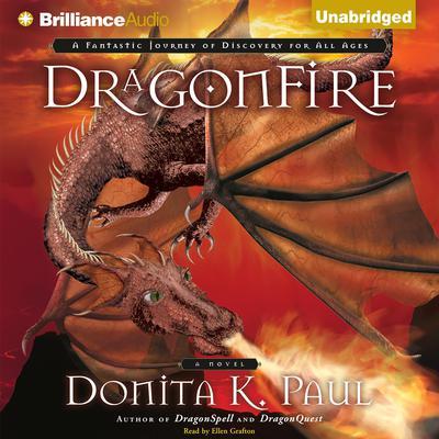 DragonFire Audiobook, by Donita K. Paul