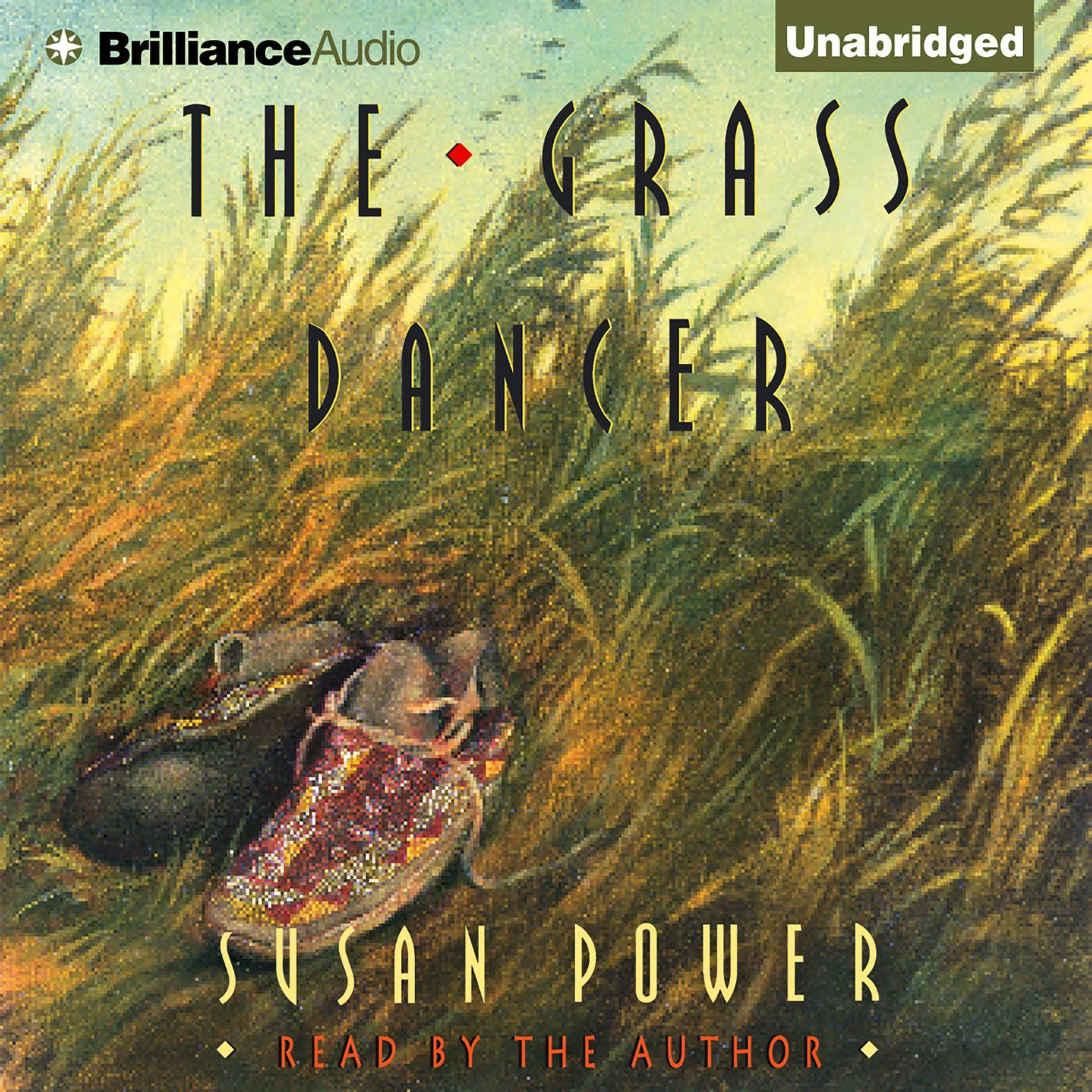 Printable The Grass Dancer Audiobook Cover Art
