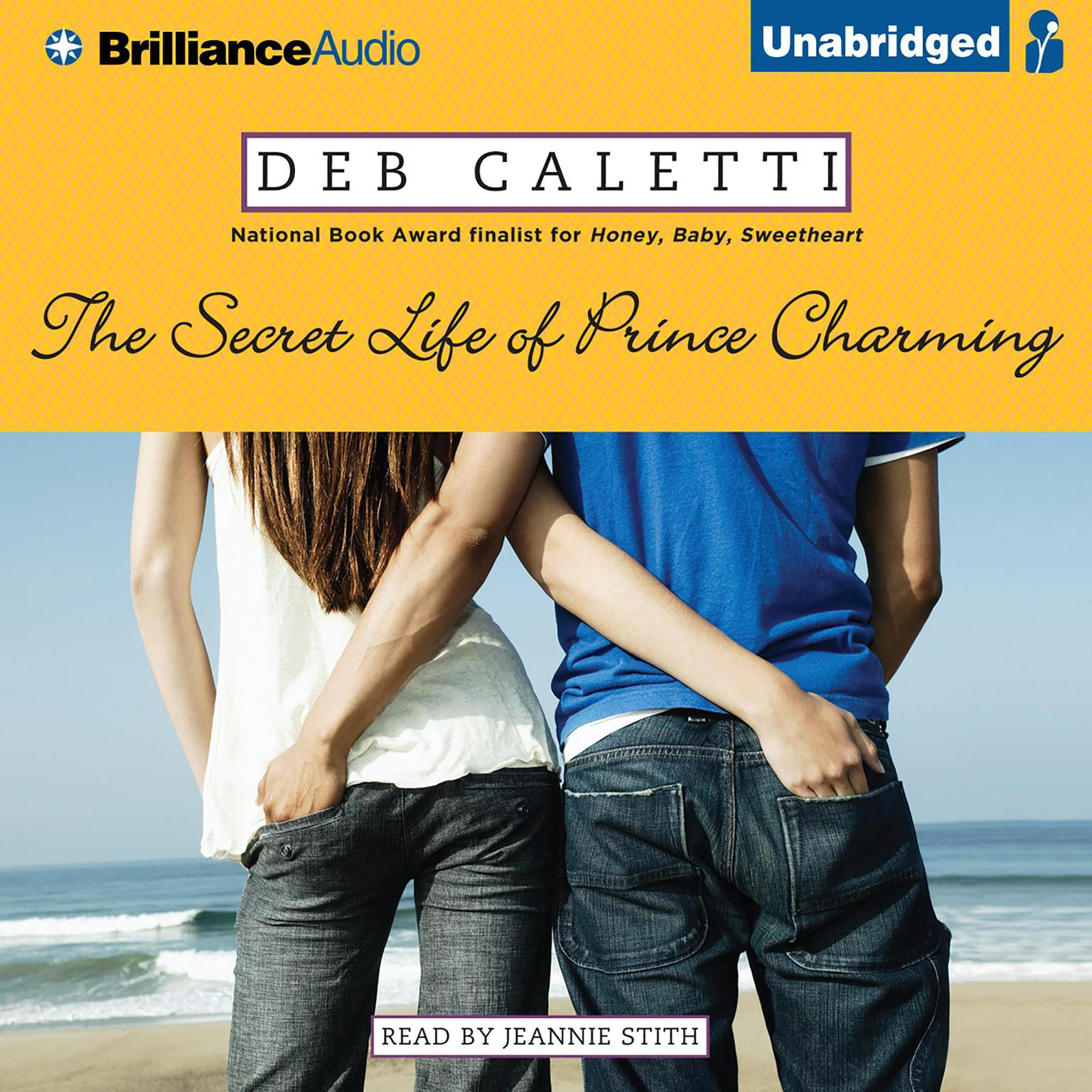 Printable The Secret Life of Prince Charming Audiobook Cover Art