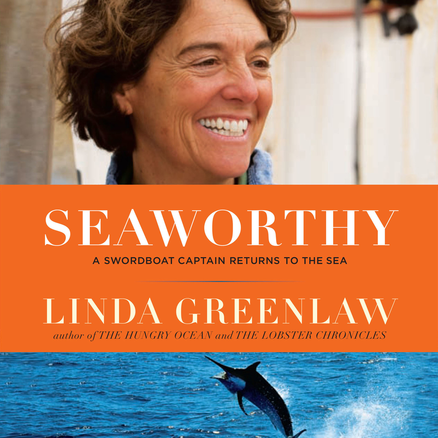 Printable Seaworthy: A Swordboat Captain Returns to the Sea Audiobook Cover Art