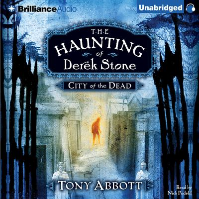 City of the Dead Audiobook, by Tony Abbott