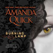 Burning Lamp Audiobook, by Jayne Ann Krentz, Amanda Quick