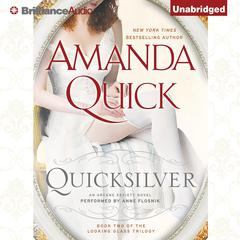 Quicksilver Audiobook, by Amanda Quick, Jayne Ann Krentz