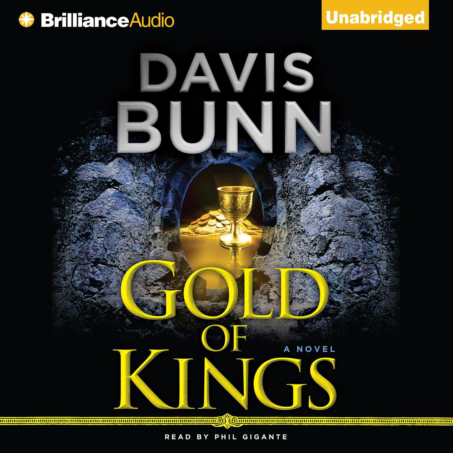 Printable Gold of Kings Audiobook Cover Art
