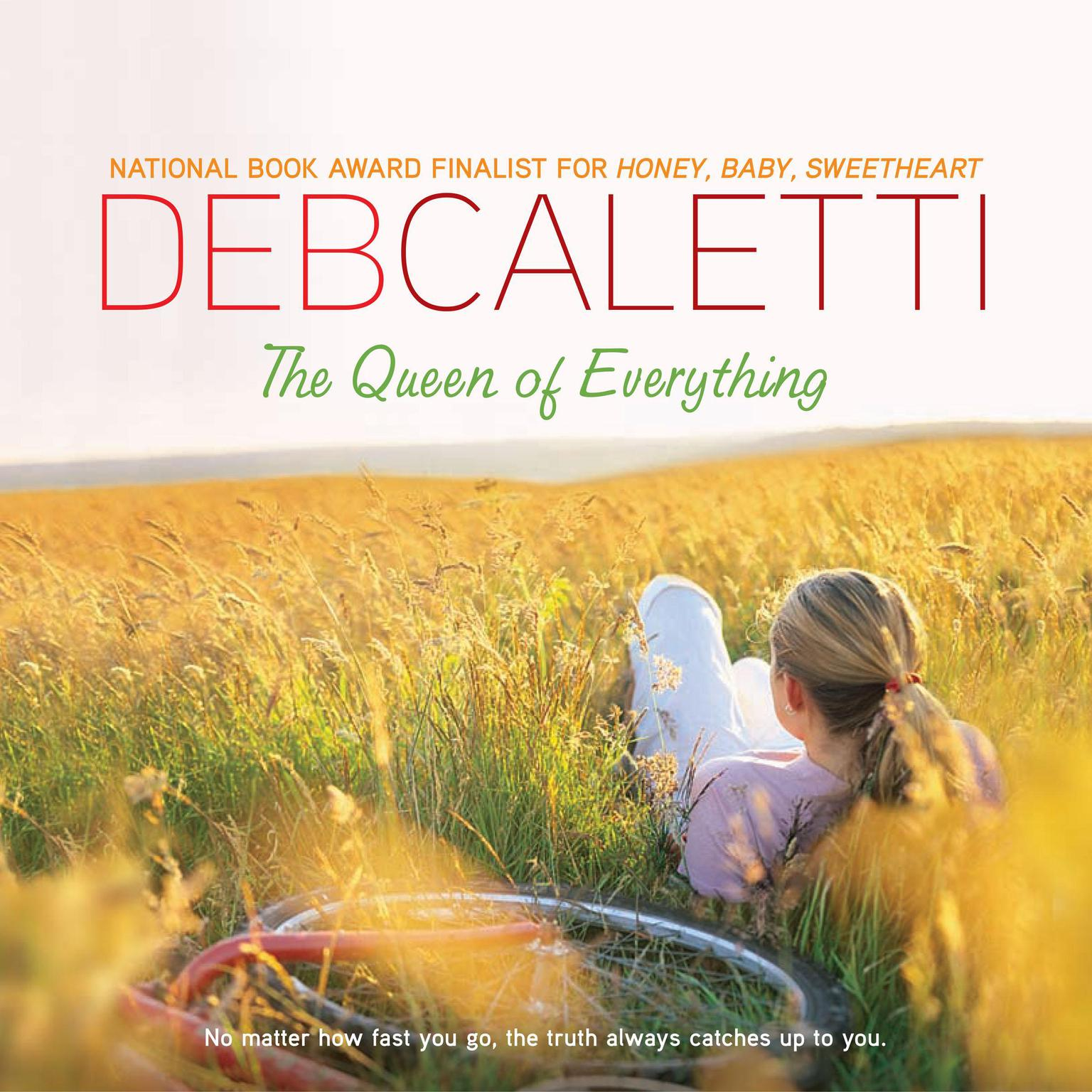 Printable The Queen of Everything Audiobook Cover Art