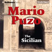 The Sicilian Audiobook, by Mario Puzo