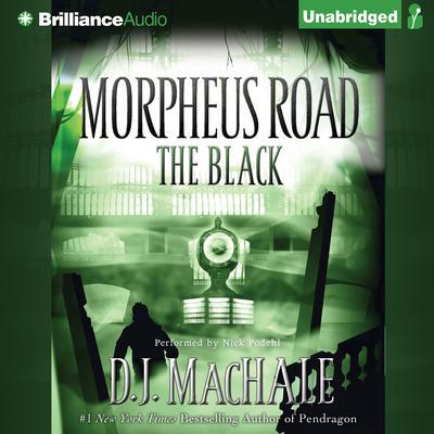 The Black Audiobook, by D. J. MacHale