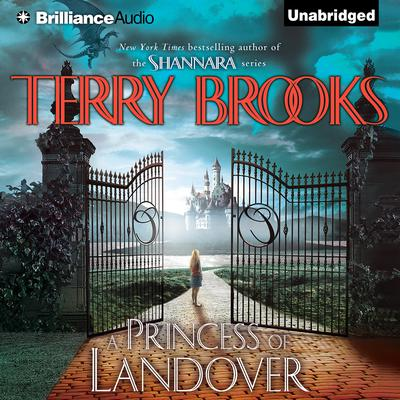 A Princess of Landover Audiobook, by Terry Brooks