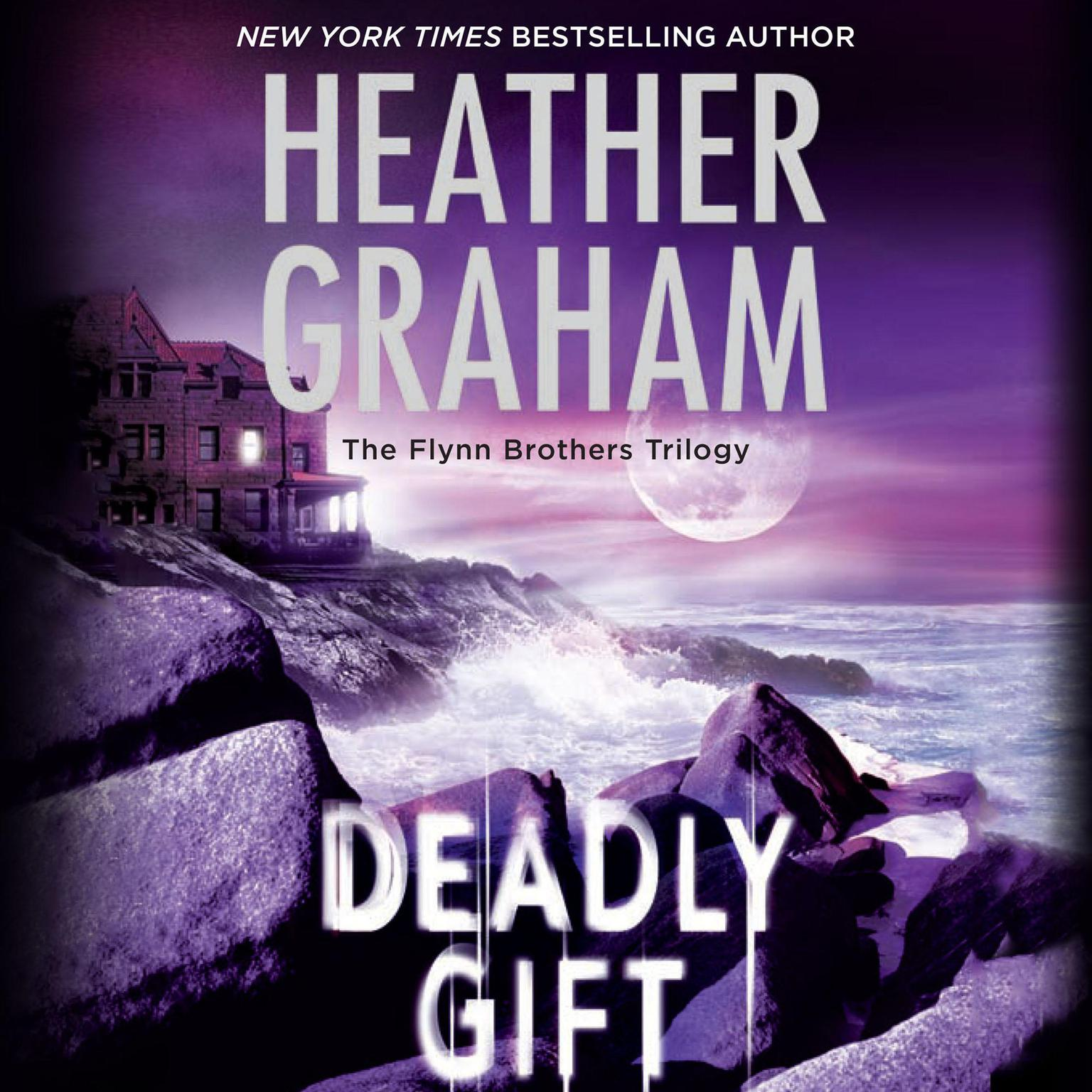 Printable Deadly Gift Audiobook Cover Art