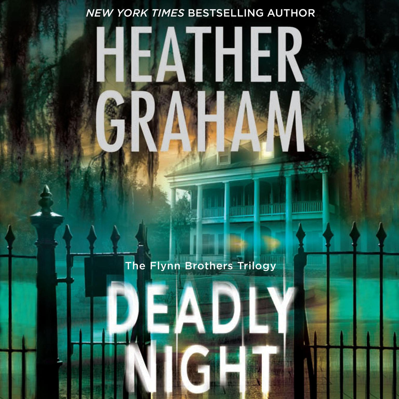 Printable Deadly Night Audiobook Cover Art