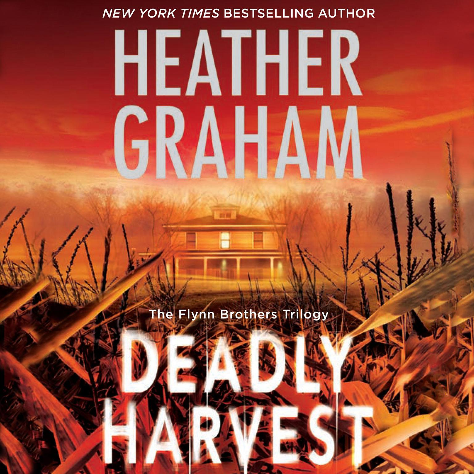 Printable Deadly Harvest Audiobook Cover Art