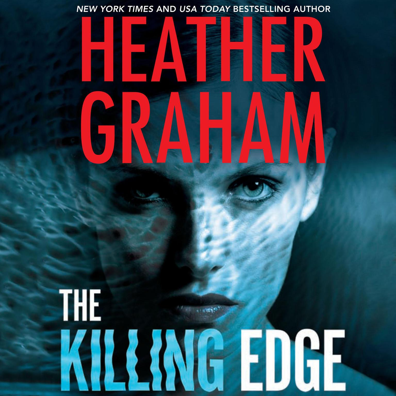Printable The Killing Edge Audiobook Cover Art