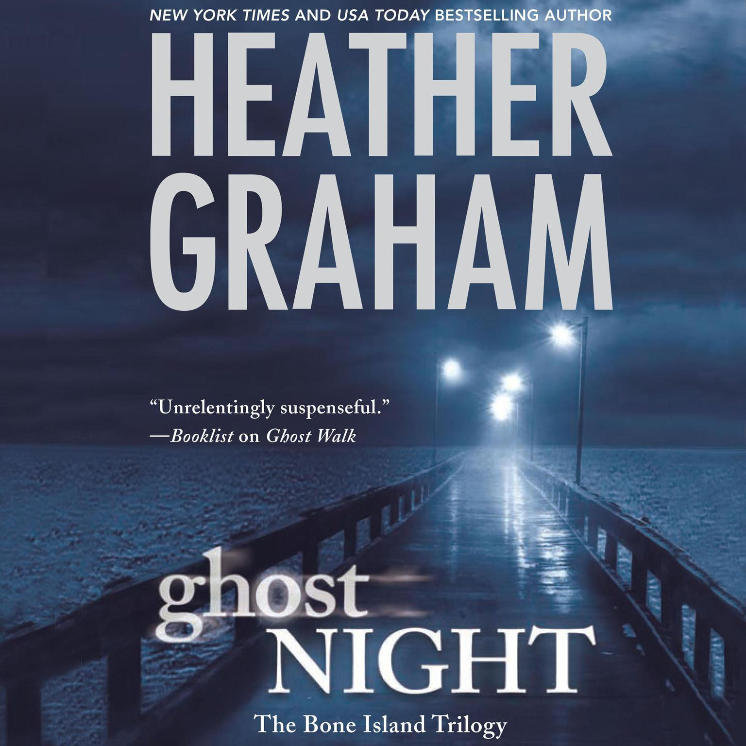 Printable Ghost Night Audiobook Cover Art