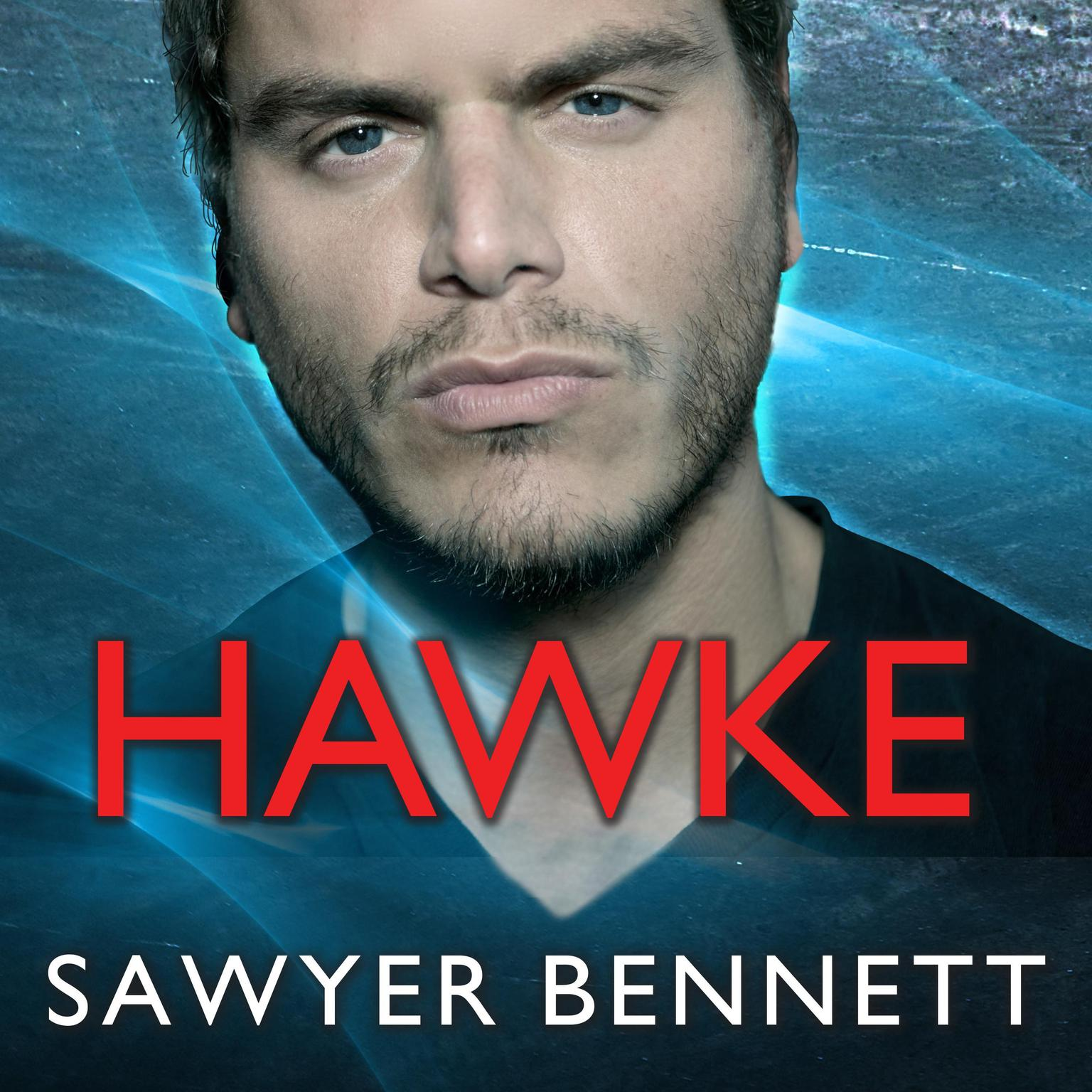 Printable Hawke Audiobook Cover Art