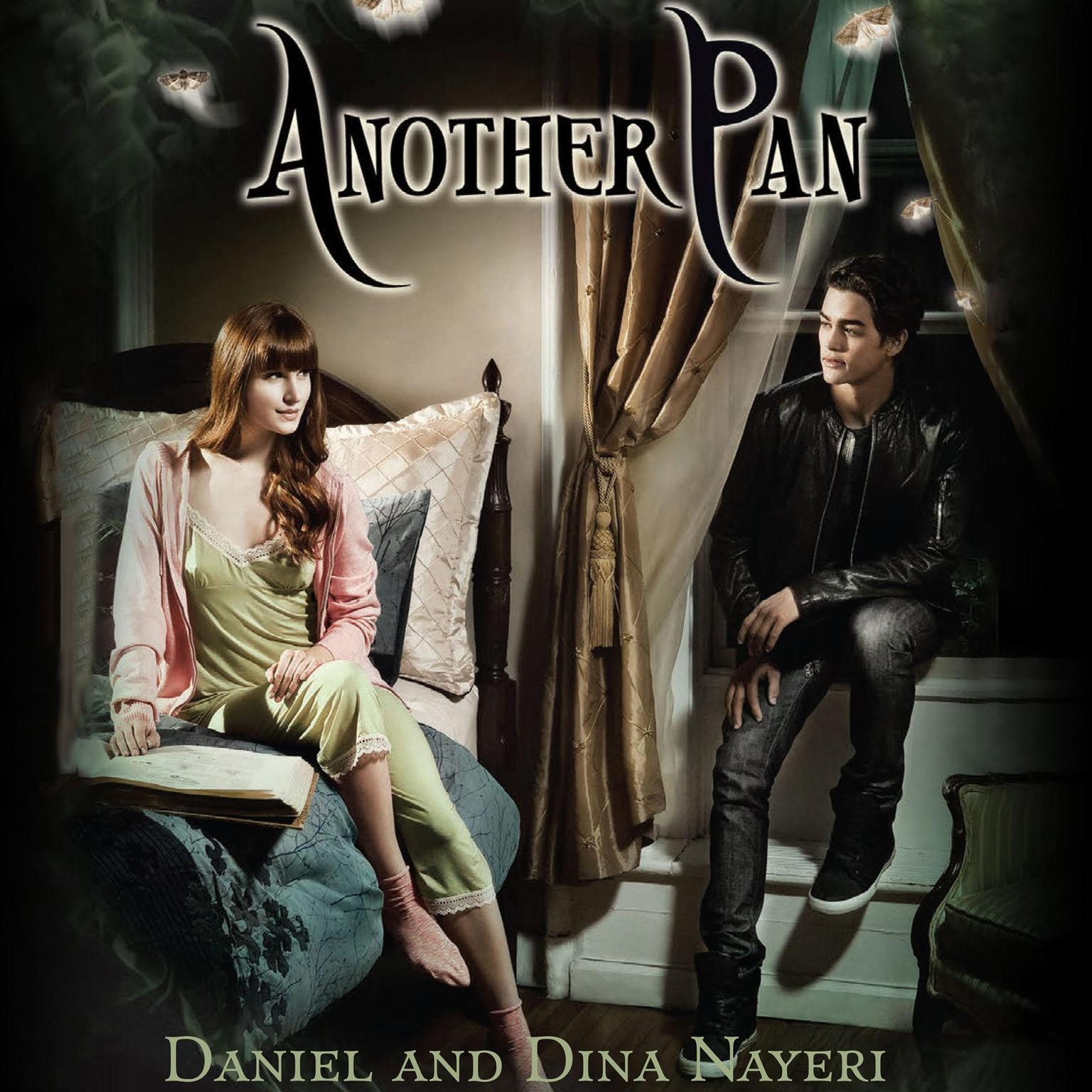 Printable Another Pan Audiobook Cover Art