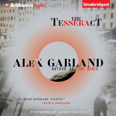 The Tesseract Audiobook, by Alex Garland